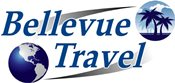Bellevue Travel Logo.