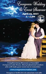 Wedding and Event Showcase Flier